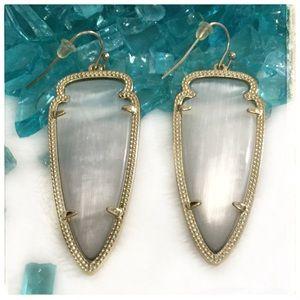 """Kendra Scott Jewelry - ❗️CLOSET CLEAN OUT!Kendra Scott """"Skylar"""" Earrings!"""